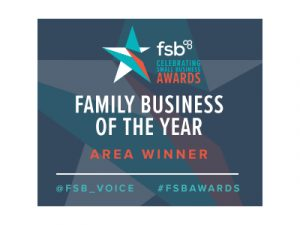 Blaze wins Family Business of the Year award