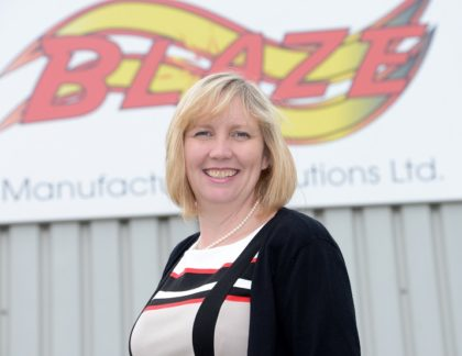 Business Woman of the Year shortlisting for Ann Johnson