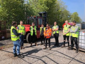 The 'future of engineering' visits Blaze